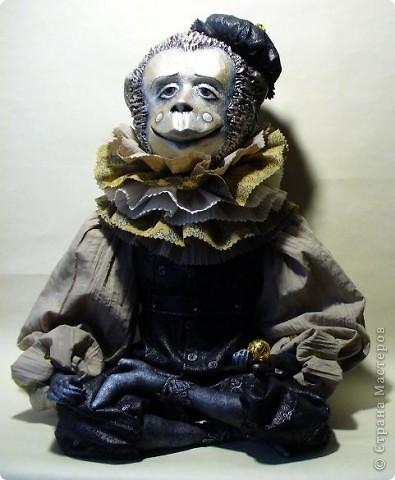 обезьяна-мыслитель фото 4