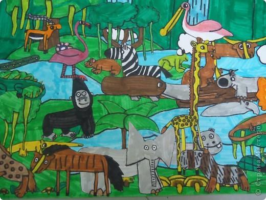 А где-то в джунглях... фото 6