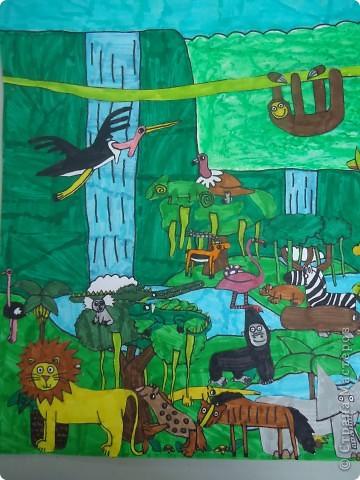 А где-то в джунглях... фото 7