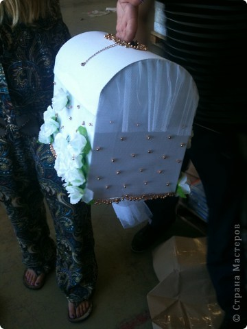 Свадебная казна фото 2