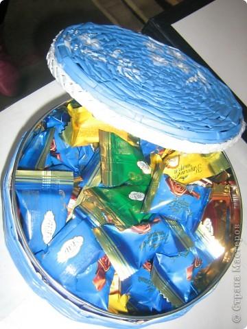 Шкатулка с конфетами фото 3