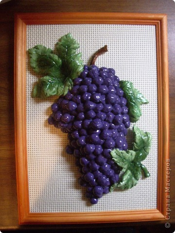 Первый виноград фото 1
