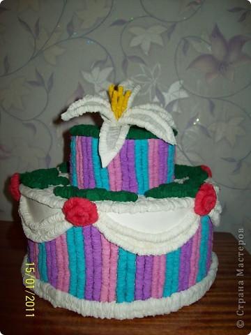"""Решила """"испечь"""" торт.  фото 1"""