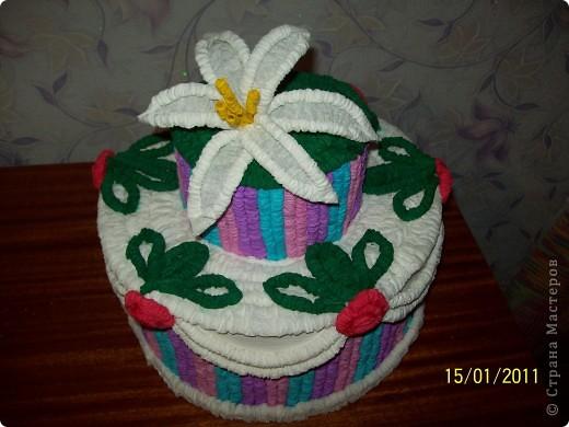"""Решила """"испечь"""" торт.  фото 2"""