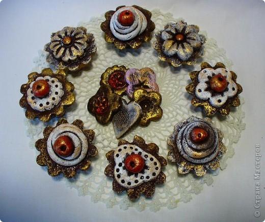солёное тесто. фото 9