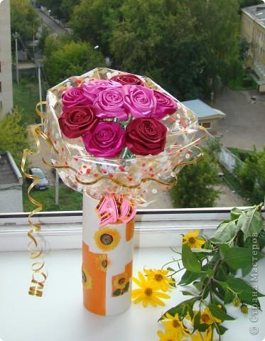 моя первая роза фото 6