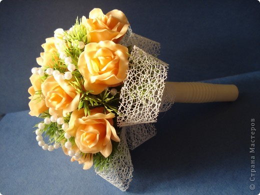 мой свадебный букет фото 1