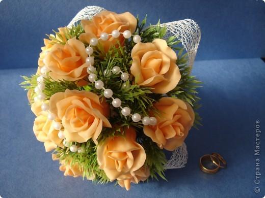 мой свадебный букет фото 5