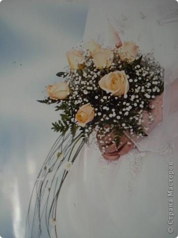 мой свадебный букет фото 6