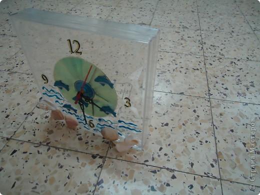 Часы - ВОСПОМИНАНИЕ О ЛЕТЕ - из ничего... фото 2