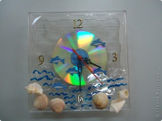 Часы - ВОСПОМИНАНИЕ О ЛЕТЕ - из ничего... фото 1