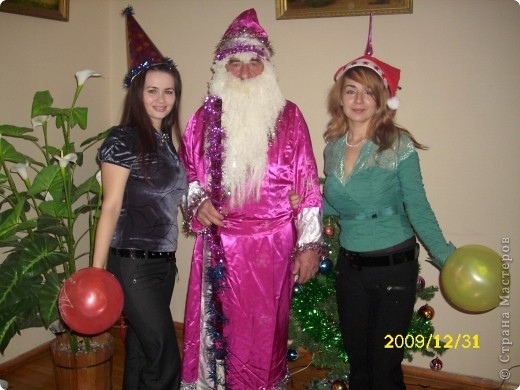 Костюм шила лет семь назад. Опыто тогда совсем не было, но все таки каждый год он радует нас!!!))) фото 1