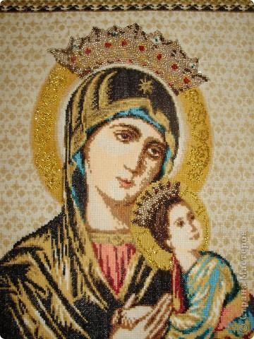 """Це Ікона Божої Матері """"Неустанної помочі""""!  фото 2"""
