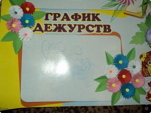 Вот так я оформила классный уголок для 1 класса, где учится моя дочка. фото 4