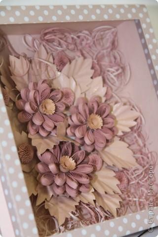 Цветы в коробочке фото 1