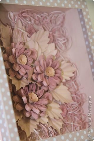 Цветы в коробочке фото 2