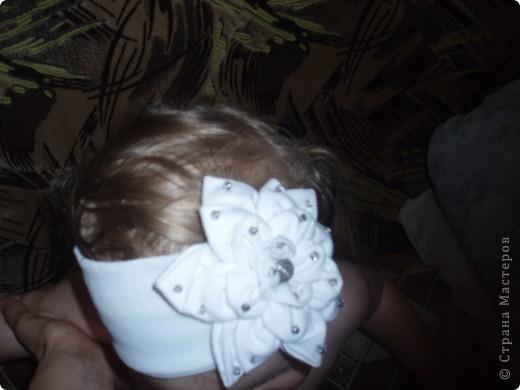 Повязка для дочки фото 3