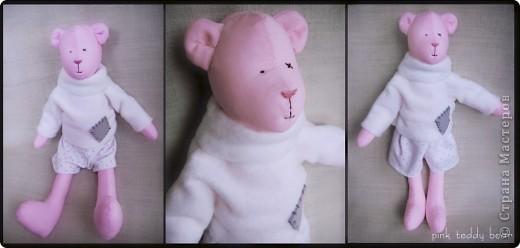 Тильдо - мишки фото 3