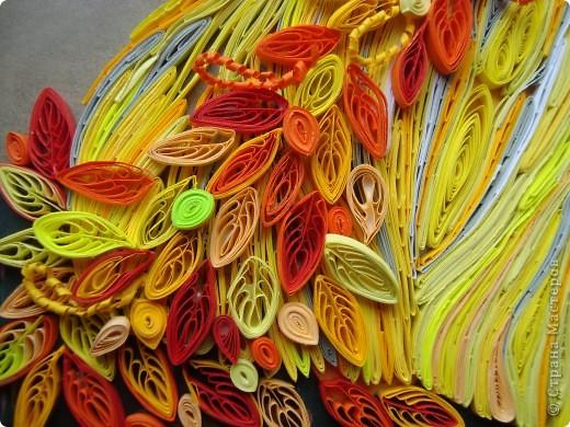 Девушка-осень плетёт кружева фото 3