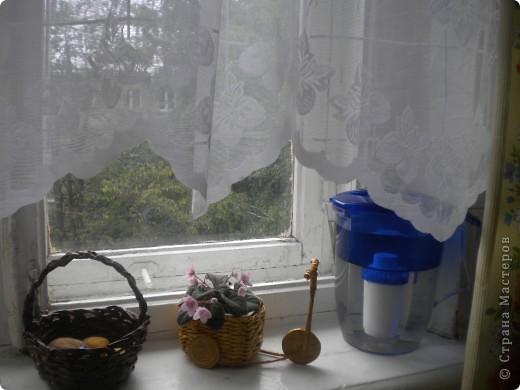 самокаты подсмотрела у rukola, но корзину сделала плетеную. фото 3