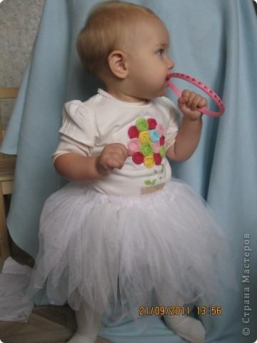 Будет в новом наряде на своей вечеринке для принцесс на Годовасие.