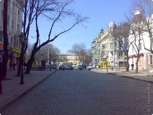 Наш красавец - Одесский  академический   театр оперы и балета ) очень знаменит!!!! фото 8