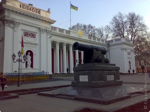 Наш красавец - Одесский  академический   театр оперы и балета ) очень знаменит!!!! фото 12