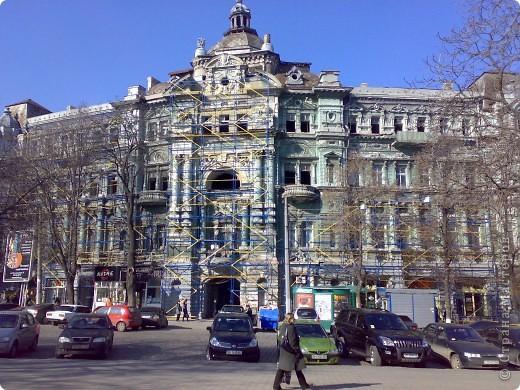 Наш красавец - Одесский  академический   театр оперы и балета ) очень знаменит!!!! фото 16