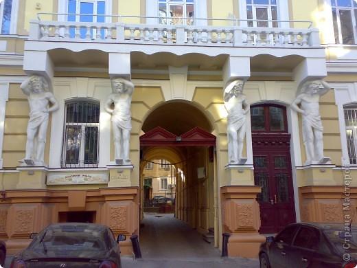 Наш красавец - Одесский  академический   театр оперы и балета ) очень знаменит!!!! фото 27