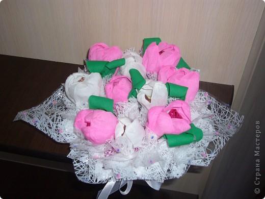 вроде как на тюльпаны похожи.... фото 1
