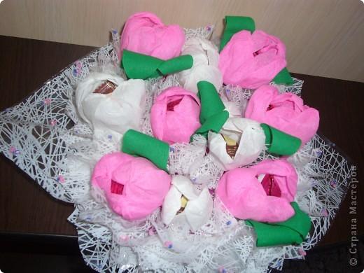 вроде как на тюльпаны похожи.... фото 3