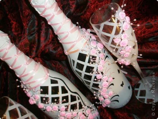 Бутылочки на свадьбу! :)))) фото 3