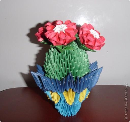 Цветущий кактус. фото 1