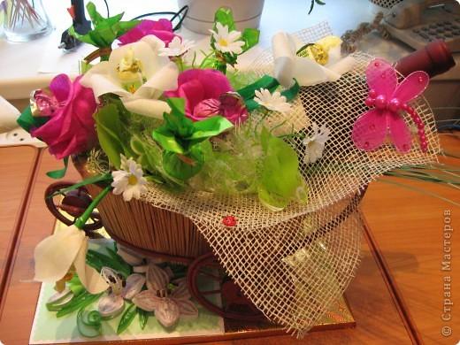 лилии- повторюшки+сладкий букет фото 6