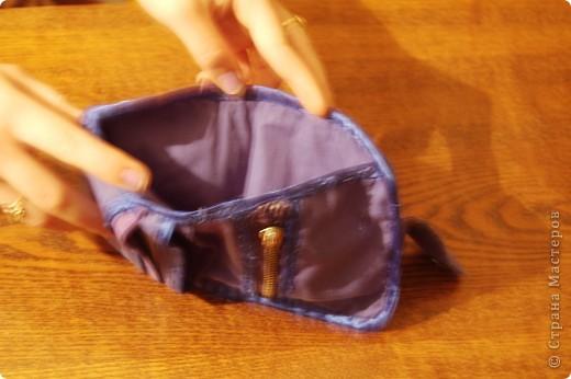 А это мой кошелек.Фотографии сделаны в разное время, поэтому такое качество фото 3