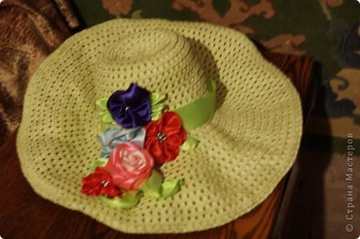 Вот и на моей шляпке появилась клумба фото 1