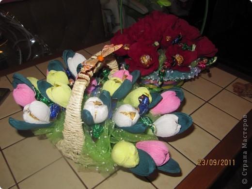 сладкие тюльпанчики фото 2