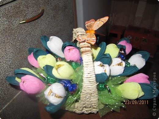 сладкие тюльпанчики фото 4