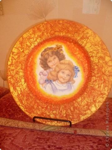 детскаая тарелочк фото 1