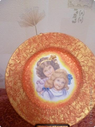 детскаая тарелочк фото 3