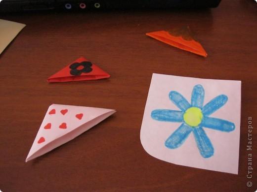 006_0 Закладка-уголок из бумаги для книг (оригами): как сделать своими руками