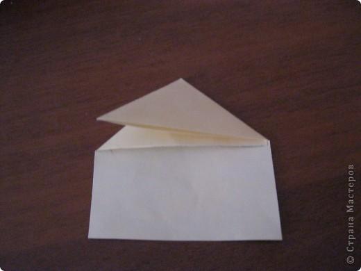 Закладка Мастер-класс Поделка изделие Начало учебного года Бумагопластика Закладка - уголок Бумага Клей фото 5