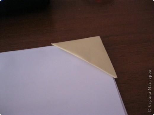 Закладка Мастер-класс Поделка изделие Начало учебного года Бумагопластика Закладка - уголок Бумага Клей фото 9