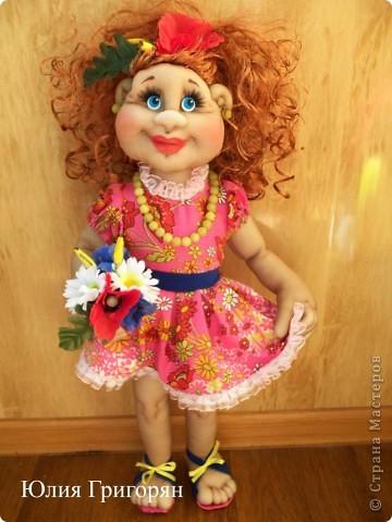 Кукла Катя фото 1