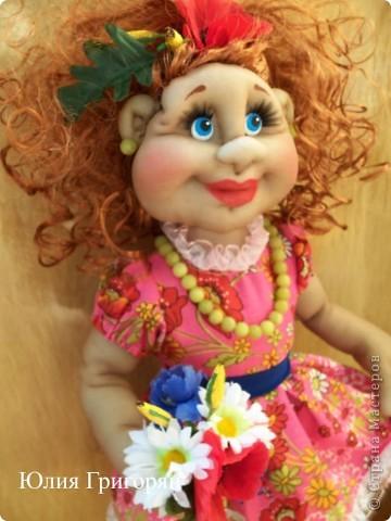 Кукла Катя фото 3