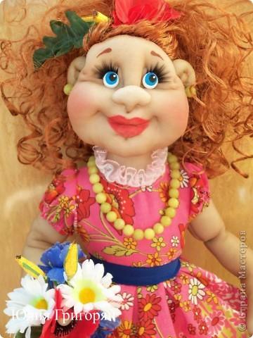 Кукла Катя фото 2