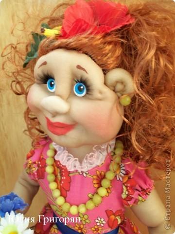 Кукла Катя фото 4