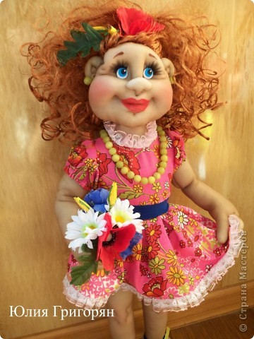 Кукла Катя фото 5