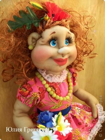 Кукла Катя фото 6