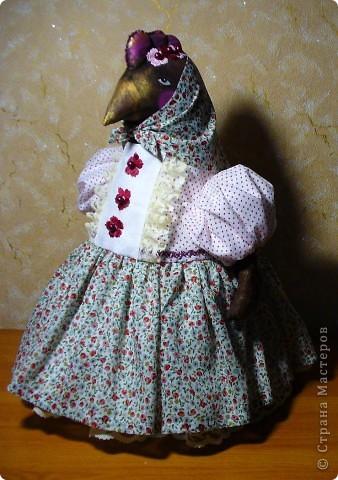 кукла-грелка Бабулька))